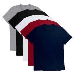 Camisa puro algodão, 3 por 50 reais, tipo malwee