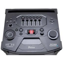 Caixa de som Pht10000 Super Bass com Bluetooth