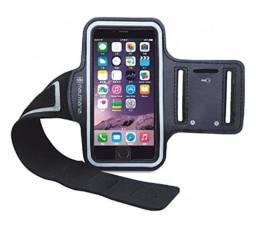 Braçadeira de celular para corrida e caminhada