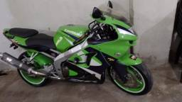 Título do anúncio: Kawasaki ninja 600