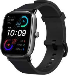 Título do anúncio: Relógio Smartwatch Amazfit GTS 2 Mini A2018 preto - 12 X Sem Juros