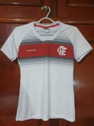 Camisa feminina torcedor do Flamengo