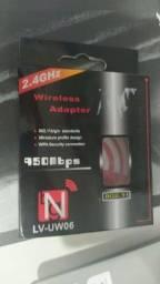 Título do anúncio: Adaptador de Wi-fi para PC