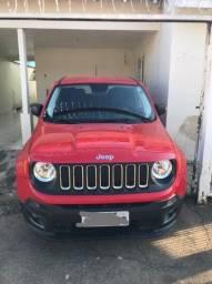 Vendo Jeep renegade 2016- 63.400 Km