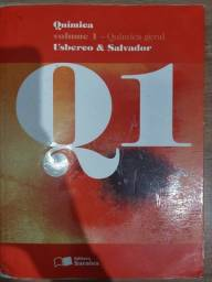 Título do anúncio: Livro - Química, Usberco e Salvador