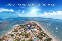 Título do anúncio: Serrambi, Flat Enseadinha, Varanda Gourmet, Rooftop360 vista mar, Piscina, Área Gourmet, A