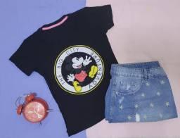 Título do anúncio: Blusa T-shirt Feminina