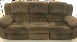 Sofa Plenitude Colosso Reclinável