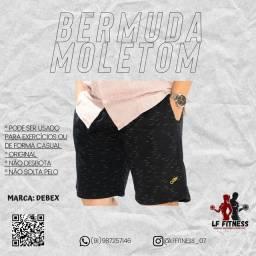 BERMUDA MOLETOM