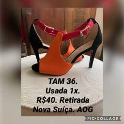 Roupas e calçados femininos