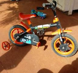 bicicleta aro 12 para menino