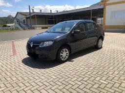 Título do anúncio: Renault logan 1.0 16v expression 2014