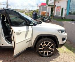 Compass limited diesel 4x4