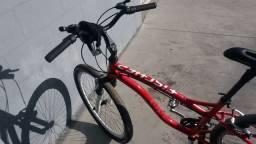 Bicicleta de 21 macha
