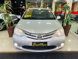 Título do anúncio: Toyota Etios 1.5 xls 2013 completo