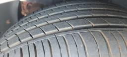 """Vendo rodas com pneus novos """"Aro 15"""""""