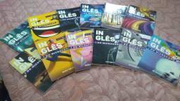 Título do anúncio: Livros de inglês da Microcamp
