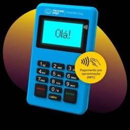 Título do anúncio: Point Mini Chip máquina de cartão do Mercado Pago