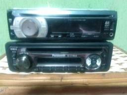 Aparelhos de CD's usados para peças ou conserto