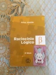 Livro Raciocínio lógico