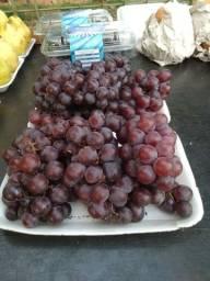 Frutas selecionadas fresquinhas