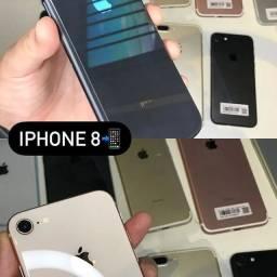 Título do anúncio: Iphone 8 .... 64 gb