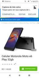 Moto é6 play