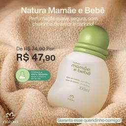 Colônia mamãe e bebê - Natura