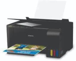 Título do anúncio: Impressora Colorida Epson L3150 Wifi Scaner Digitaliza Bivolt