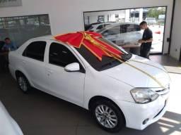 Título do anúncio: Toyota Etios 1.5 R$42900 *** Aprova Tudo ***