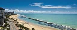 Estúdio mobiliado na praia de Boa Viagem Condomínio Fechado