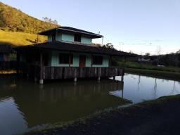 Sítio em Benedito Novo, Santa Maria