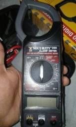 Vende amperímetro digital