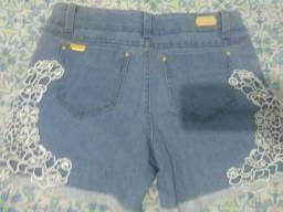 Vendo Shorts Jeans (nunca usado)
