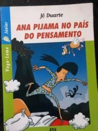 Coleção Vaga-Lume - Ana Pijama no País do Pensamento