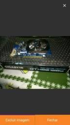 Placa de video nvidia gt420 128bits 2gb de ram