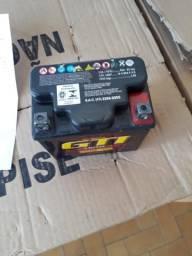 Bateria de moto titan 150 Nova com garantia