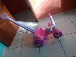 Moto de brinquedo