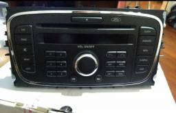 Rádio Ford Focus Original 2009-2013