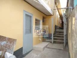 Casa com 1 dormitório para alugar, 40 m² por R$ 750,00/mês - Vila Guarani (Zona Sul) - São