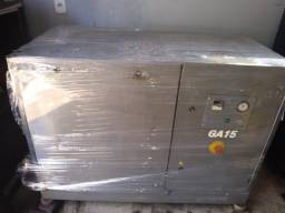 Compressor seminovo GA15