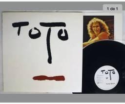 Toto - Turn Back - LP Vinil - Japonês