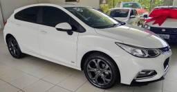 Chevrolet Cruze CRUZE LT 1.4 16V TURBO FLEX 4P - 2018