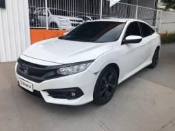 Honda/civic 2.0 sport automático - 2017