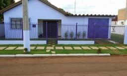 Alugo ou Vendo casa no centro de Sidrolândia-MS