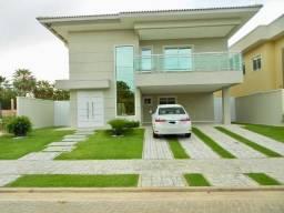 CA1784 Alphaville Eusébio, casa duplex com 5 quartos, 5 vagas, piscina, lazer completo
