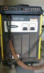Maquina de plasma esabe esp 150