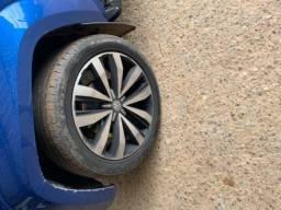Roda amarok extreme aro 22 2019 (com pneu)