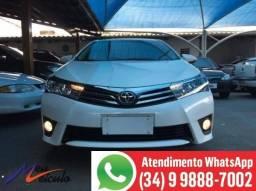 Toyota Corolla XEi 2.0 2017 - 2016