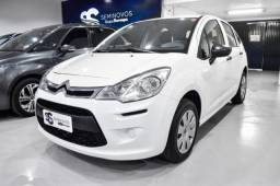 CITROEN C3 ORIGINE 1.5 FLEX 8V 5P - 2016